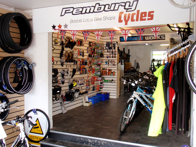 About Pembury Cycles